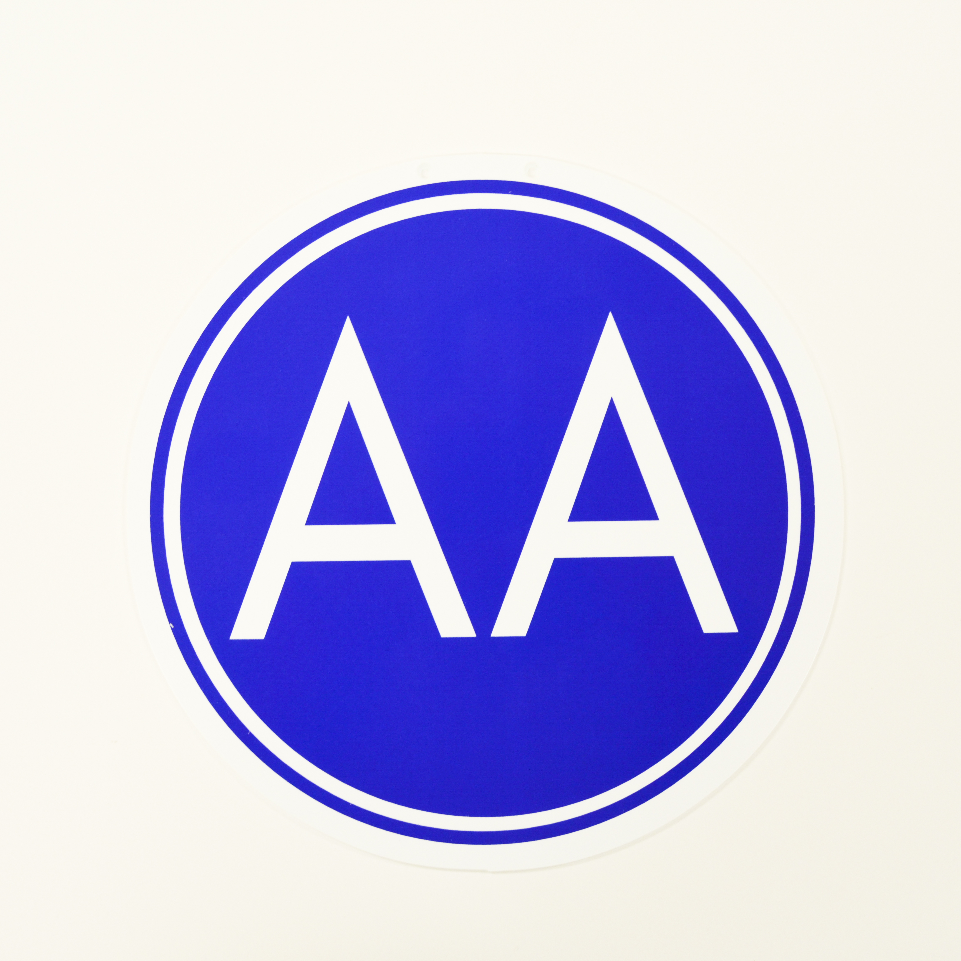 A.A Meeting Sign - AASTL